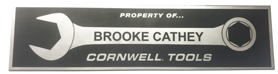 Picture of Custom Nameplate