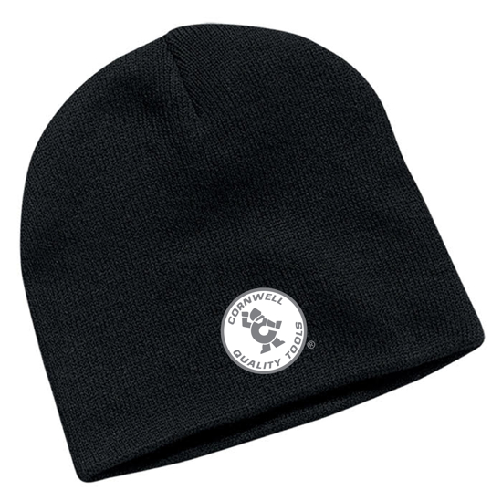 Picture of Black Knit Beanie