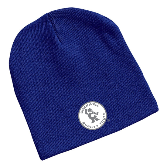 Picture of Royal Blue Knit Beanie