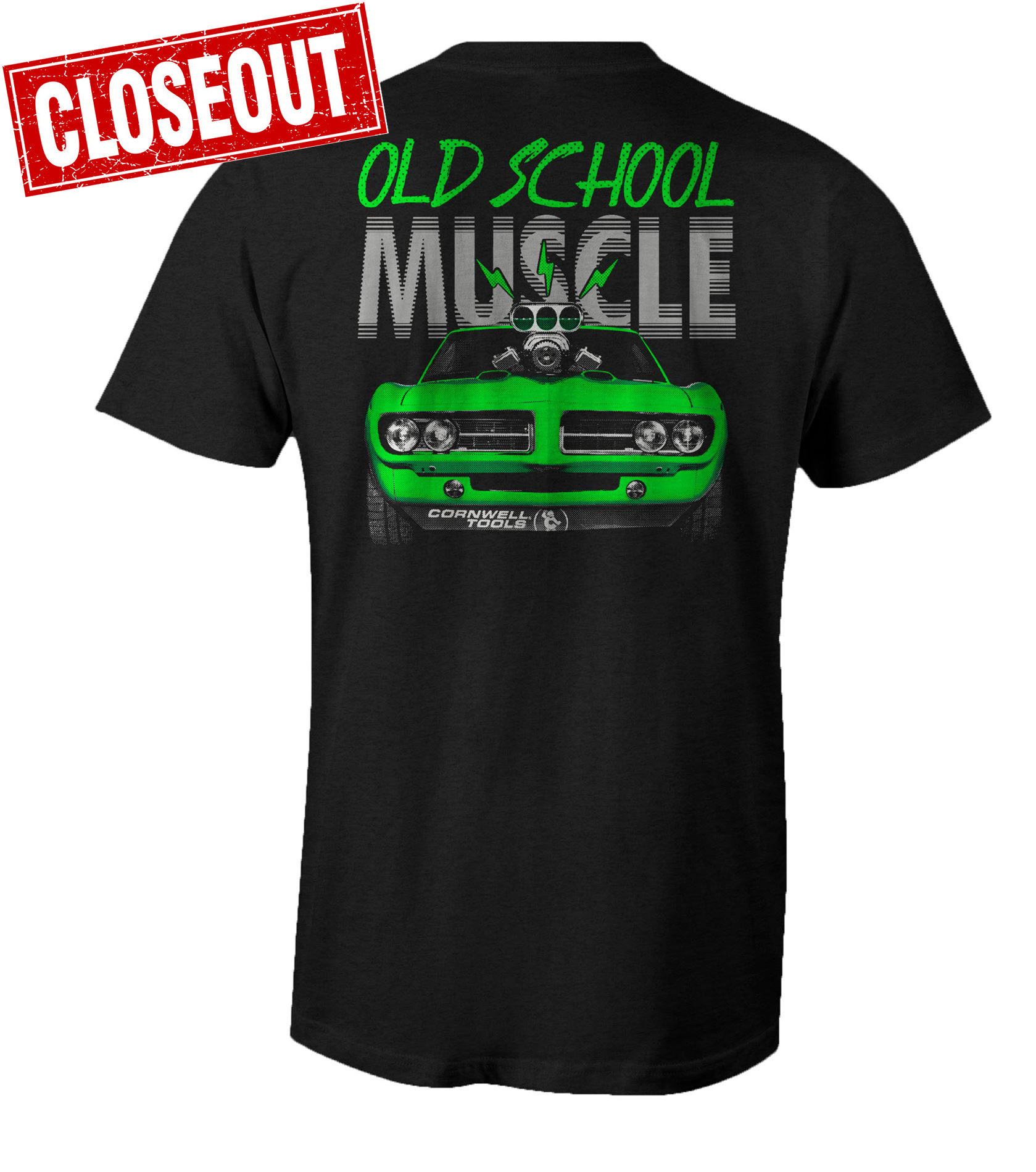 Picture of Old School Muscle T-Shirt