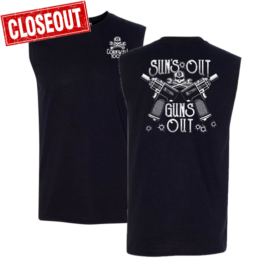 Picture of Sun's Out - Guns Out Sleeveless T