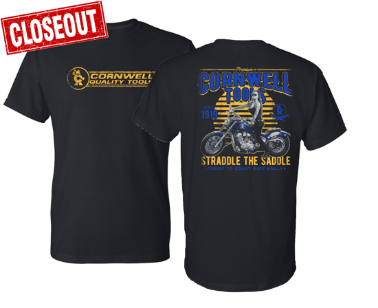 Picture of Straddle the Saddle T-Shirt